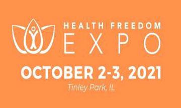 Trinity Health Freedom Expo. Oct. 2- 3, 2021   9:00AM – 6:00PM CST