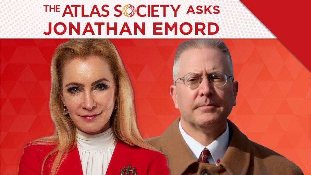 Atlas Society asks Emord
