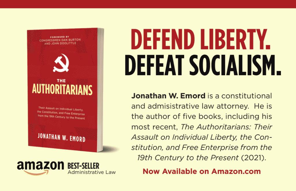 the authoritarians book
