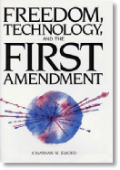 "Buy ""Freedom Technology and the 1st Amend."""